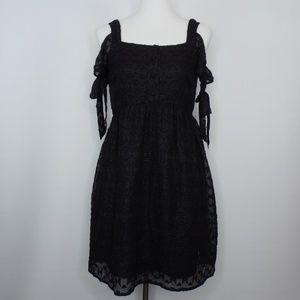 TOP SHOP Cold Shoulder Dress